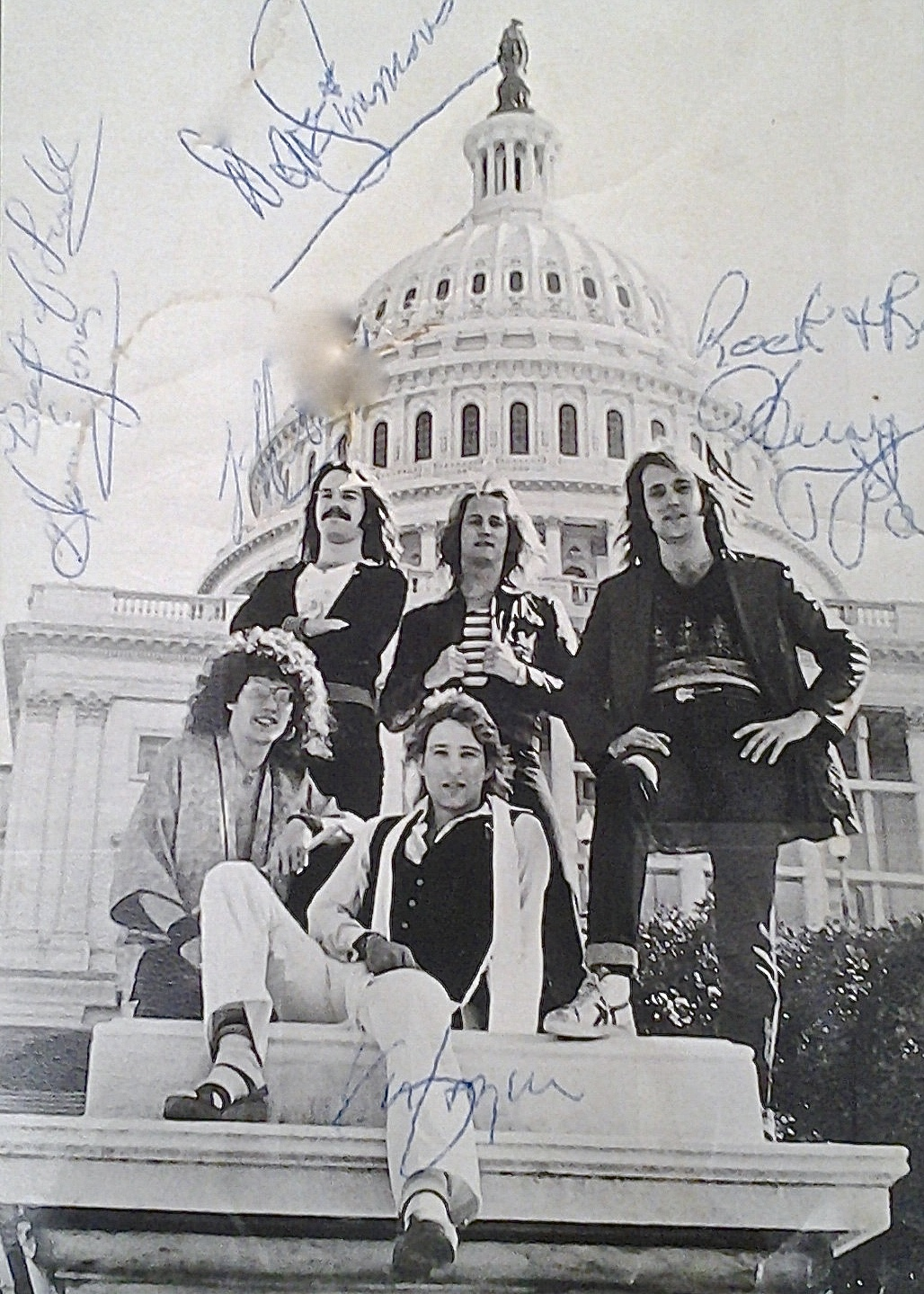 DC Star @ The Capitol 1978  copy