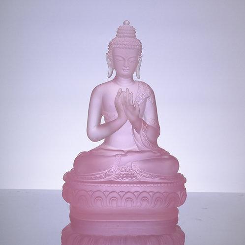 藥師七佛_南無法海雷音如來 20cm/ Medicine Buddhain seven colour