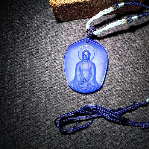 藥師佛吊咀頸鍊 / Medicine Buddha Pendant