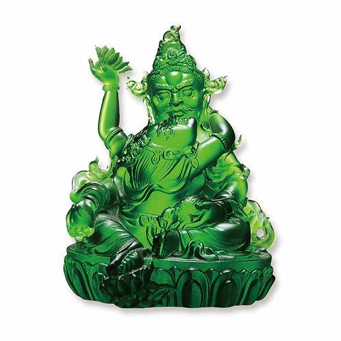 綠財神 11cm /Green Jambala