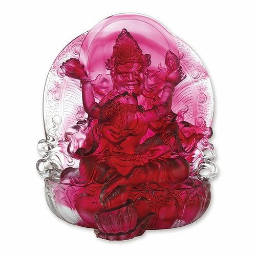 紅財神 20cm/ Red Jambala