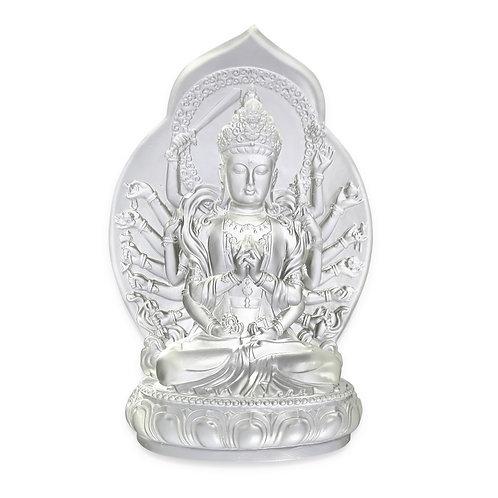 背光準提菩薩 22cm/Bodhisattva