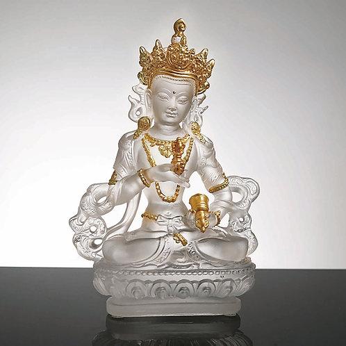 金剛薩埵 (貼金) 12cm/Vajrasattva with gilded