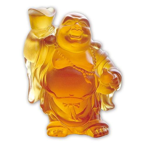 招財彌勒佛 (單手舉元寶) / Fortune Maitreya