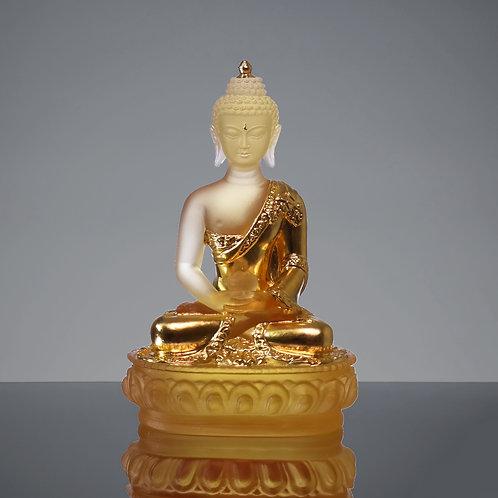 阿彌陀佛(貼金)  /Amitbaha with gilded 12cm