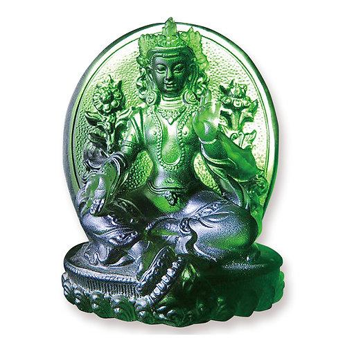 綠度母 9cm/ Green Tara