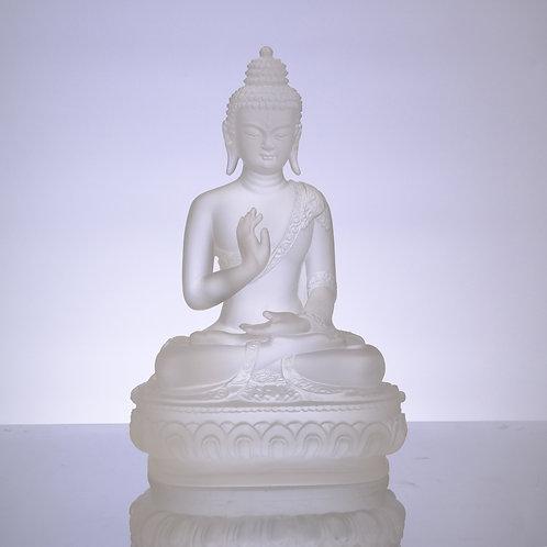 藥師七佛_南無善名稱吉祥王如來 20cm/ Medicine Buddhain seven colour