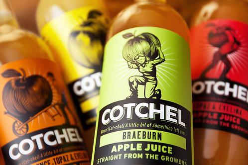 Apple Juice - 240ml Glass Bottle