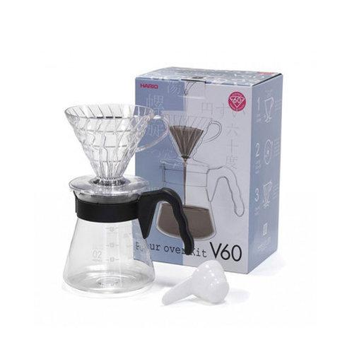 Hario V60 Pour Over Set 02