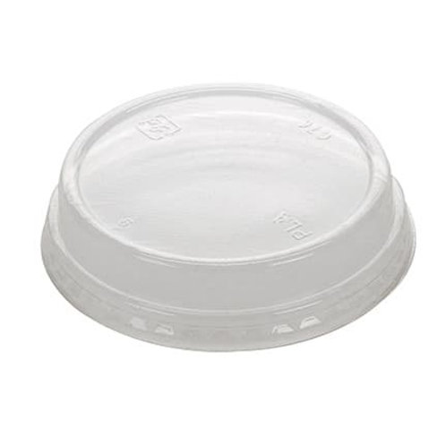 Sustain PLA Cold Cup Flat Lid – No Hole – 5-9oz cups