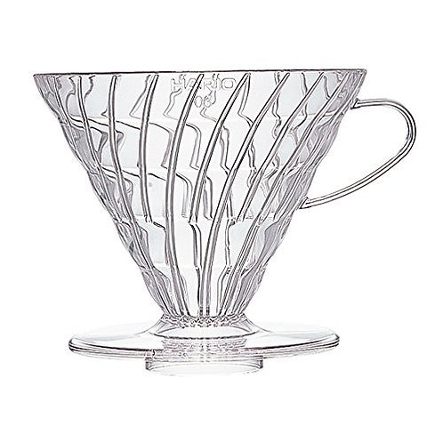 Hario V60 Plastic Coffee Dripper 03 Clear