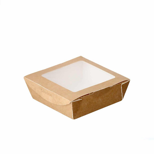 Sustain Compostable Salad Box – Small – 650ml