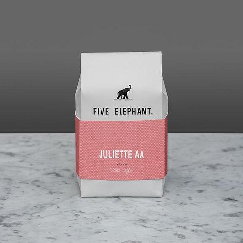 JULIETTE AA Filter by Five Elephant 3 x 284g
