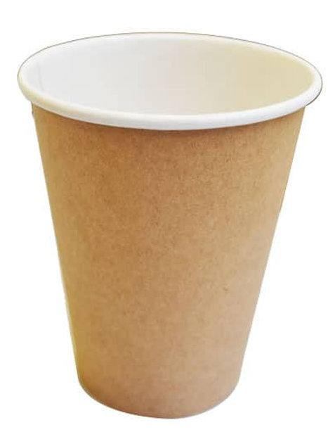Sustain Kraft Double Wall Bio Hot Cup – Plain – 12oz/360ml