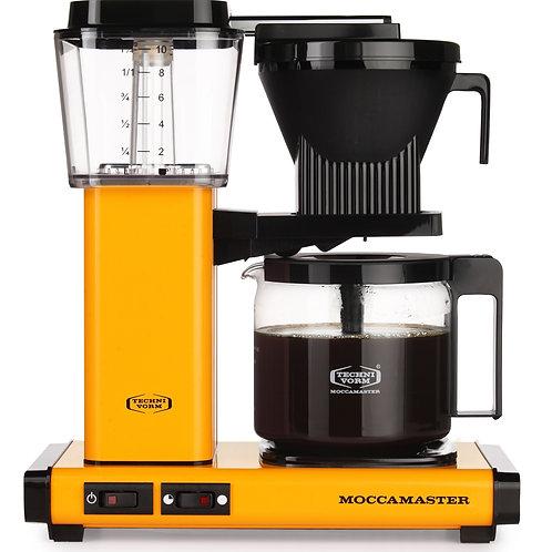 Moccamaster + Grinder + Coffee Kit