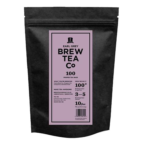 Earl Grey - 100 tea bags