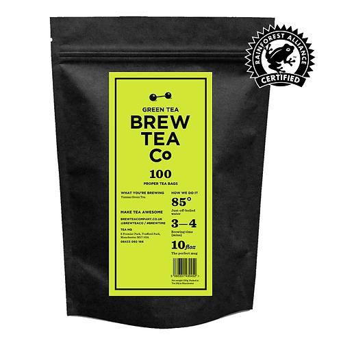 Green Tea - 100 tea bags