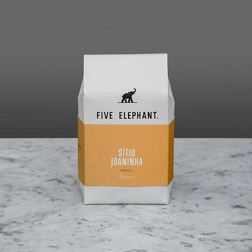 SITIO JOANINHA Espresso by Five Elephant 3 x 284g