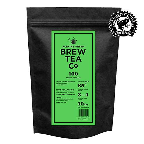 Jasmine Green - 100 tea bags