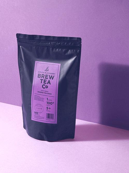 Apple & Blackberry - 100 tea bags