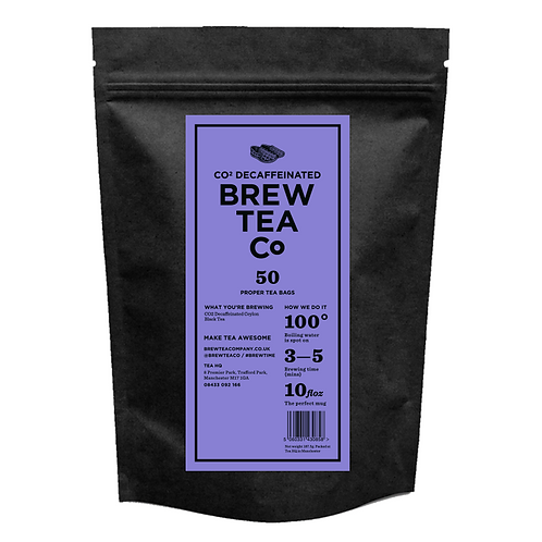CO2 Decaf - 50 tea bags