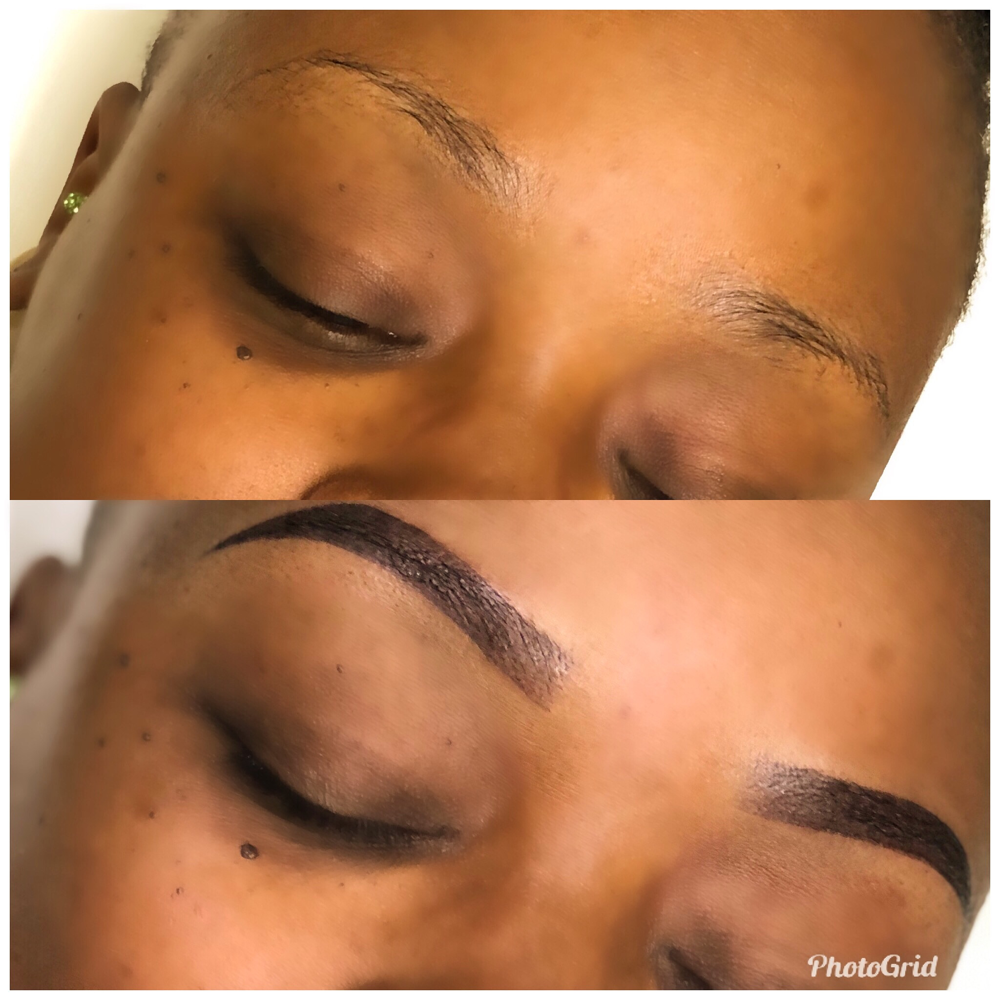 Ombre Brow Consultation