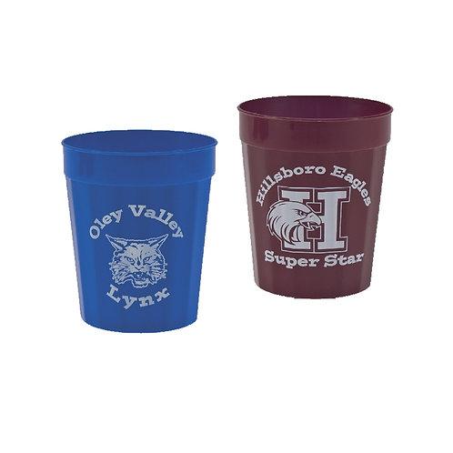 16 oz Fluted Stadium Cups