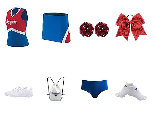 Cheer Flex Bows & Toes Pack