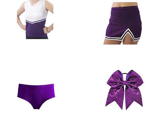 Pizzazz Victory Bows and Basics