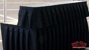 Bar With Black Skirt