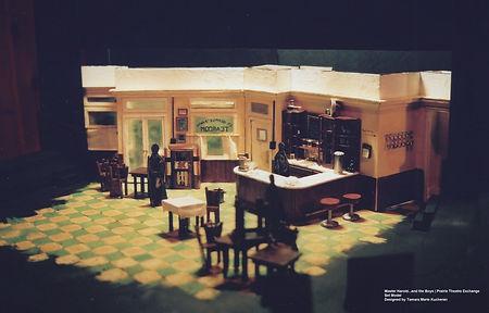 7 Tamara's Set Prairie Theatre Exchange