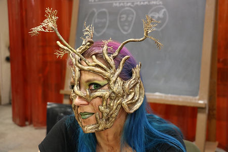 Hanna wears mask 1 makeup 2.JPG