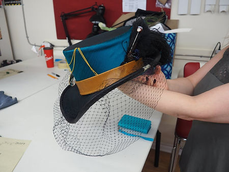 Female's finished hat 1.JPG