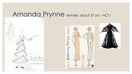 Private Lives - Amanda - design by Phili