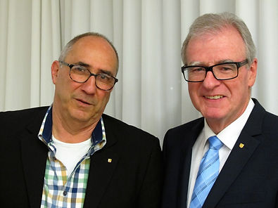 Roland Thommen und Daniel Vulliamy verdienen unseren Dank