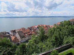 Dachlandschaft Meersburg