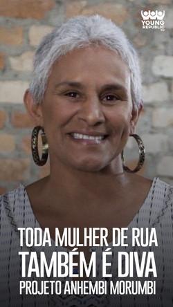 2019 TODA MULHER DE RUA