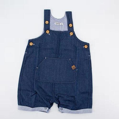 אוברול ג'ינס בנים