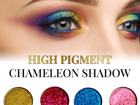 How To Use Bold Eye Shadows  To create chic non dramatic makeup looks