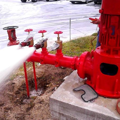 Fire Pump Installation South Florida