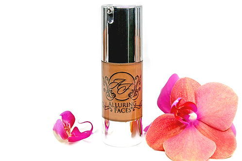 Alluring Faces Foundation Shade #6