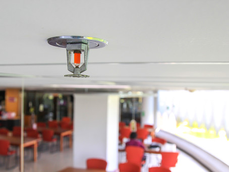 Installing Fire Sprinklers not only saves lives but saves money