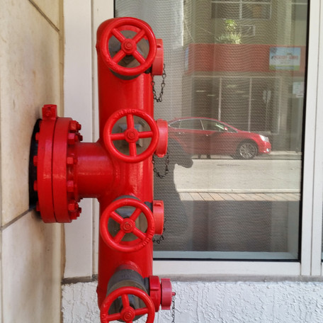 New Fire Pump Installtion Florida
