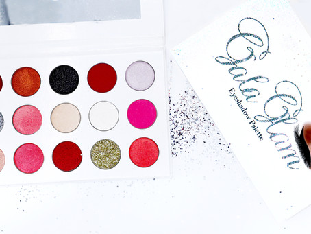 Our Gala Glam Eye Shadow Palette!