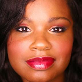 Makeup artist for Black women