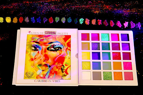 Queen Of Carnival Palette
