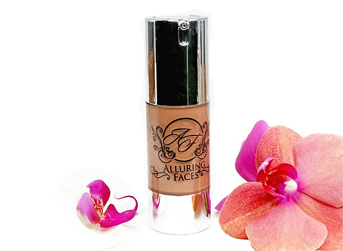 Alluring Faces Foundation Shade #5