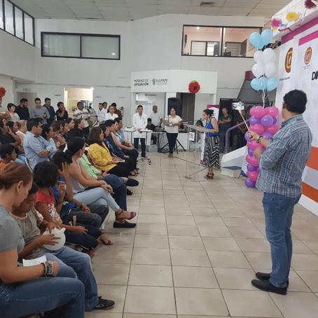 Firma convenio DIF por tu sonrisa, Tuxtla Gutierrez, Chiapas.