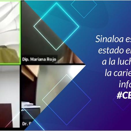 SINALOA FORTALECE LA SALUD BUCAL EN INFANTES CON EL PROGRAMA CEPIDI.