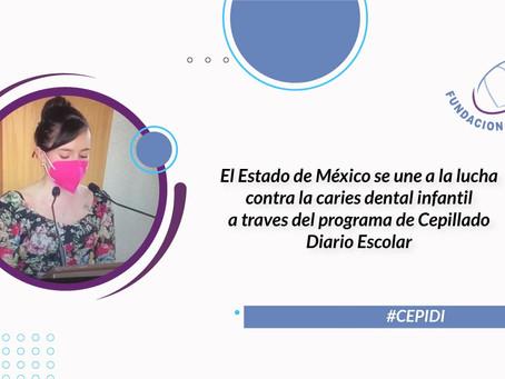 EL ESTADO DE MÉXICO SE SUMA AL PROGRAMA CEPIDI.